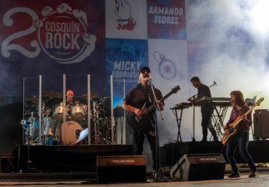 A pura emoción, Cosquín Rock volvió al lugar en el que nació