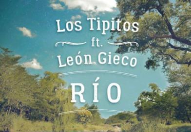 """Los Tipitos presentan la reversión de """"Río"""" su nuevo corte con la participación de León Gieco"""