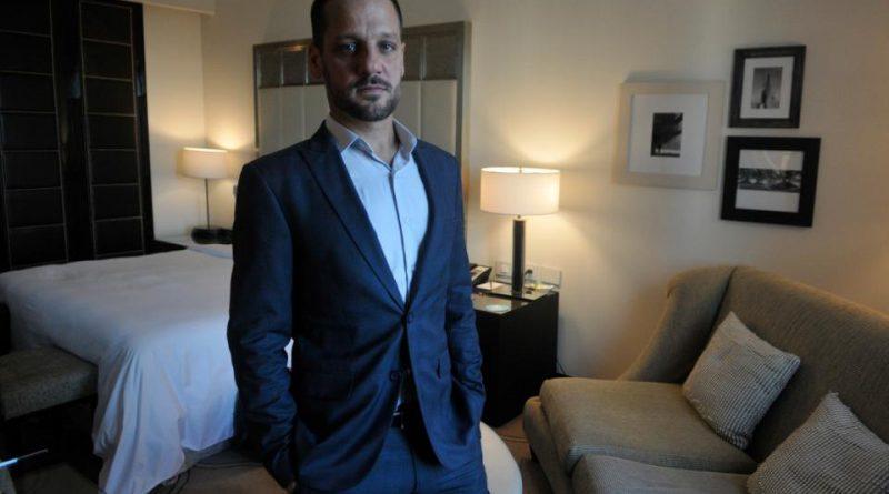 Rodrigo De la Serna: «Ver las salas cerradas es un dolor en el pecho»