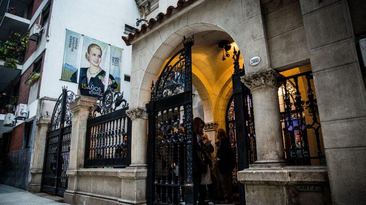 El Museo Evita fue elegido entre las atracciones más populares del mundo