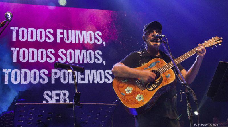 León Gieco confirmó su participación en el festival por el Día del Estudiante Solidario