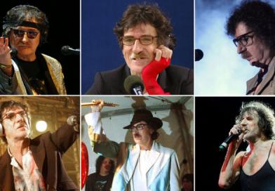 Los mejores temas del rock nacional: un tema por disco de Charly García