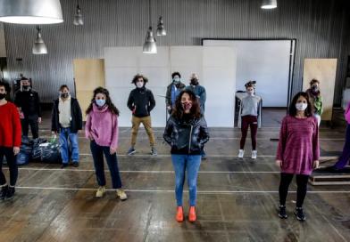 El Teatro Nacional Cervantes volvió a abrir sus puertas para obras en streaming