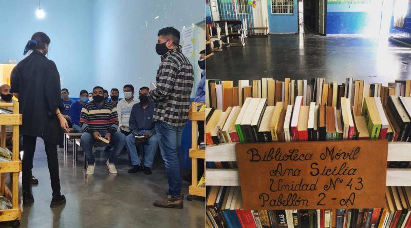 Bibliotecas y talleres literarios en cárceles: ¿qué sucede con la cultura detrás de las rejas?
